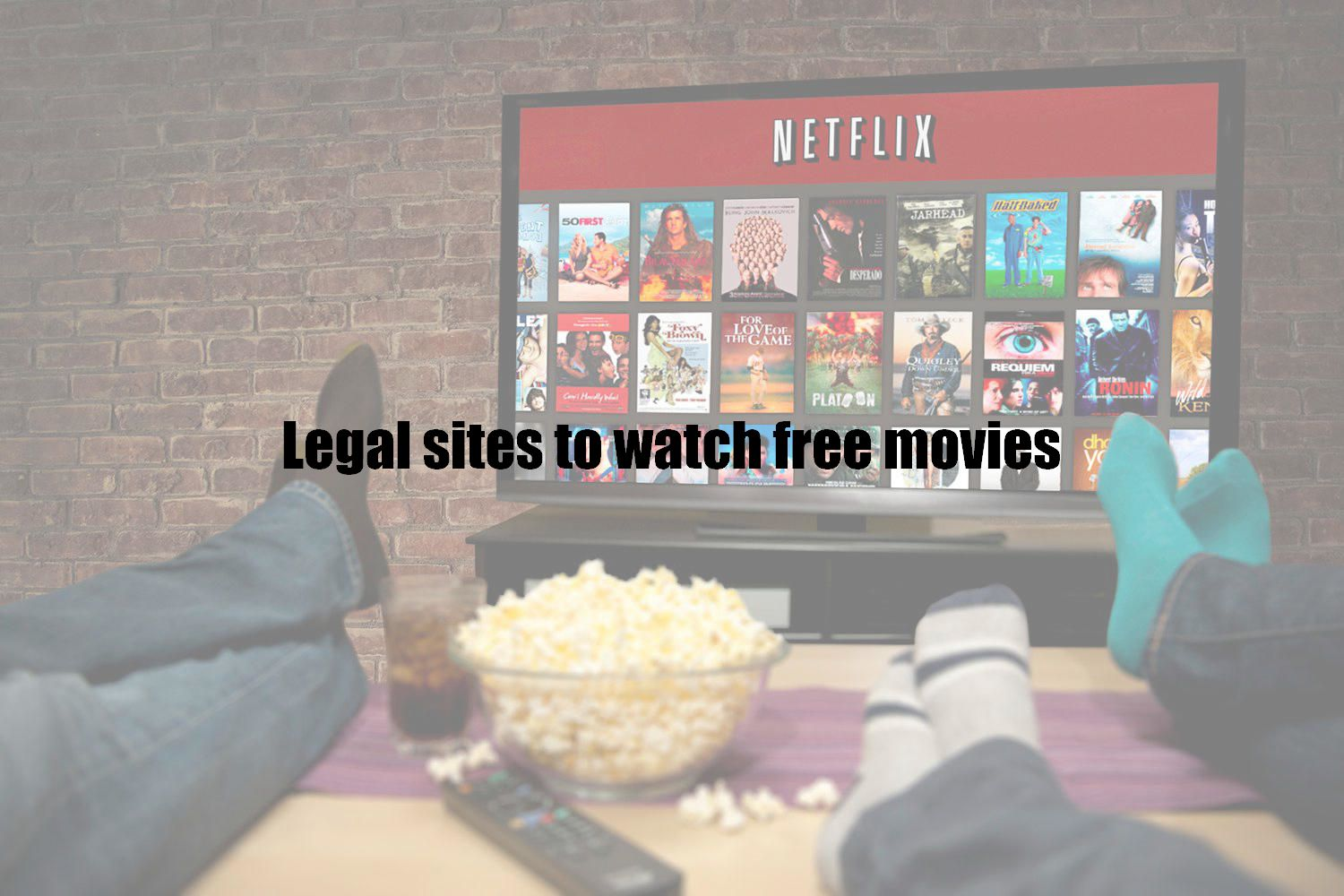 Legal sites to watch free movies